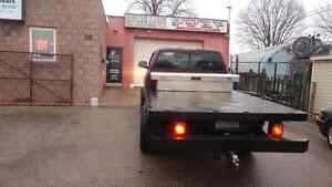 8ft flat deck bolts on any 1994-2002 Dodge ram London Ontario image 2