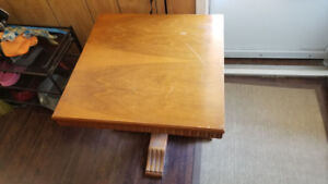 Beautiful Walnut Side Table