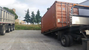 Shipping Containers for Storage - Used and New SEACANS as well
