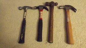 """"""" 4 Different Kinds Of Hammers """""""