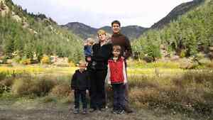 Family of 5 Looking For A Home In Penticton For Dec 1st
