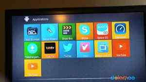 Boite android tv