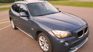 2012 BMW X1 X-Drive. 2.0L GREAT PRICE and includes a WARRANTY