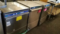 Stainless Steel Commercial Grade Dishwashers for Restaurants