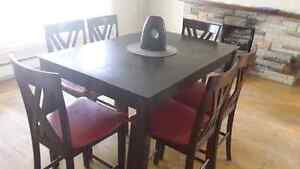 7 piece table set