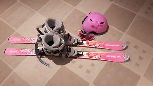 Complete Ski Set for Girls 8 to 10 years old