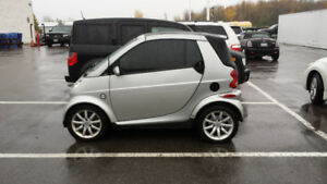 Diesel smart car