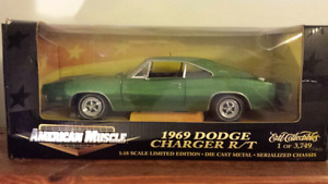 1/18 diecast 1969 Dodge Charger
