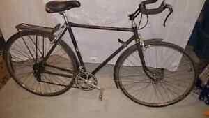 "Black commuter 21"" bike - PRICE REDUCED"