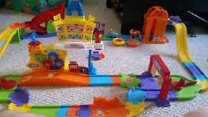 Vtech go go smart wheels  Cambridge Kitchener Area image 1
