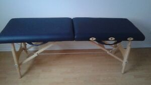 Table de massage Nomad portative
