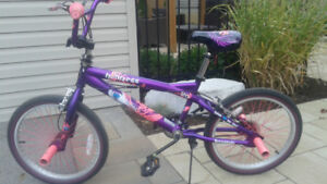 "GIRLS 20"" AVIGO HUNTRESS USED BIKE"