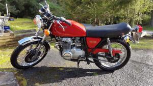 1976 Honda CB 400 Four Super Sport