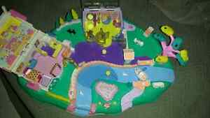1990 toys. Polly pocket and more.  Gatineau Ottawa / Gatineau Area image 1