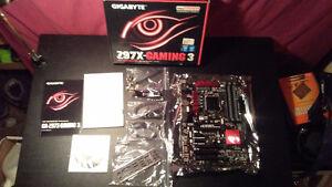 Motherboard GIGABYTE GA-Z97X-SLI LGA 1150 Intel Z97 HDMI SATA 6G