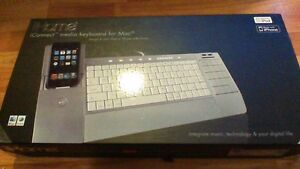 New opened ihome iconnect media keyboard for mac with charger