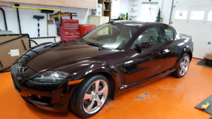 Mazda rx8 shinka edition 2005