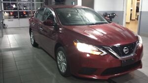 Great Lease Offer on 2017 Sentra Demo!!!