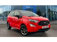2019 Ford Ecosport 1.0 ST-Line 5dr 6Spd 125PS **One Owner, Full Service History,