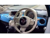 2017 Fiat 500 1.2 POP Manual Petrol Hatchback