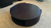 Oakwood Coffee Table Set (Centre Table + 2 Side Tables)
