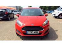 2013 Ford Fiesta 1.25 Style 3dr Manual Petrol Hatchback