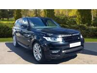 2015 Land Rover Range Rover Sport 3.0 SDV6 HSE Dynamic 5dr Automatic Diesel 4x4