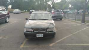 1998 Volvo S70 - running great - AS IS