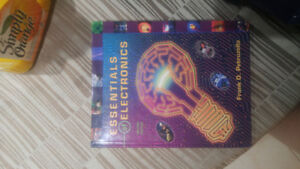 Electrical engineering technician semester 1 textbooks
