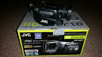 JVC EVERIO GZ HD -7 camcorder