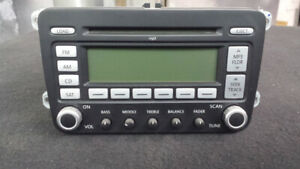 VW Volkswagen JETTA GOLF RABBIT CD PLAYER MP3