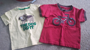 gymboree 12-18 month t-shirt