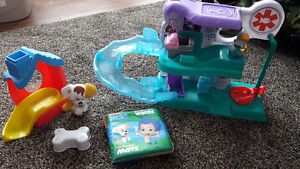Bubble guppies lot