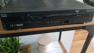 Rogers box receiver