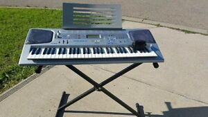 Selling Casio keyboard with stand