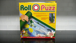 The ORIGINAL Roll o Puzz - Complete in Box