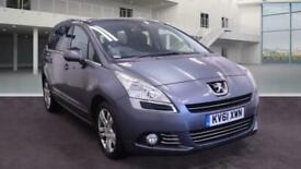 image for 2011 Peugeot 5008 1.6 HDi FAP Exclusive 5dr MPV Diesel Manual