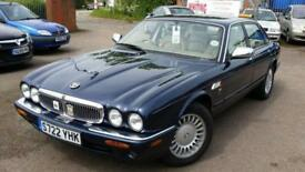 Jaguar XJ Series 3.2 XJ8 Automatic, In Showroom Condition Throughout, FSH