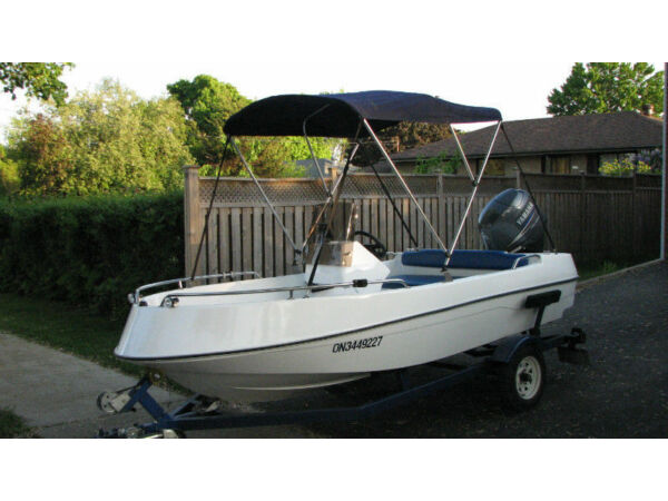 Used 2012 Other 2012 custom made 14' fiberglass boat