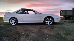 2001 honds prelude canadian white