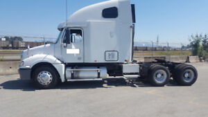 Freightliner Columbia Heavy Spec   LOW KMS