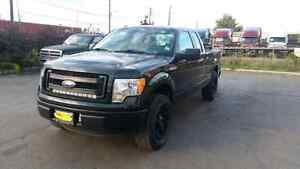2013  black F150 with 5.0L *very clean like new*
