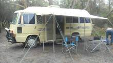 TOYOTA COASTER CAMPER  NEGOTIABLE Musselroe Bay Dorset Area Preview