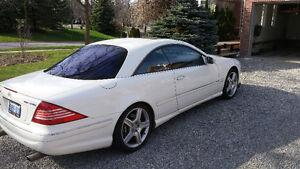 2003 Mercedes-Benz CL-Class Cl 600 Coupe (2 door)