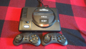 Sega Genesis Flashback game system