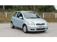 2004 Toyota Yaris 1.0 VVT-i Blue 3dr