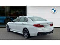 2018 BMW 5 Series 530d M Sport 4dr Auto Diesel Saloon Saloon Diesel Automatic