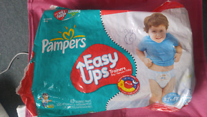 16 Pampers *Easy Ups* 3T 4T