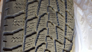 """Winter 15"""" 195/65 R15 Non-Studded Tires"""