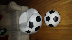 Kids soccer chair for sale